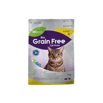 Biopet Bio Grain Free Cat Food 1kg