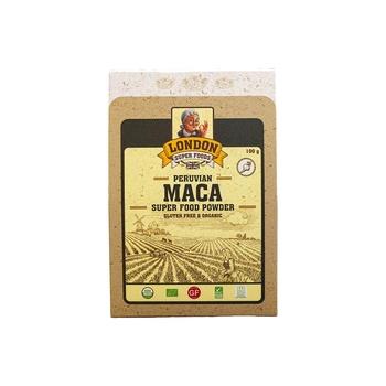 London Super Foods Organic Gluten Free Maca Powder 100g