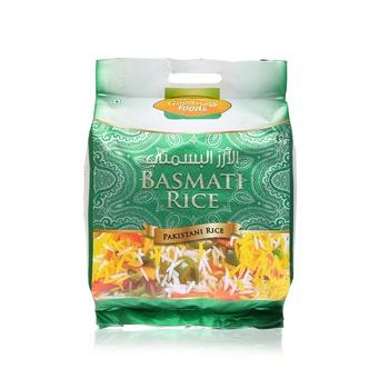 Goodness Foods Pakistan Basmati Rice 5Kg
