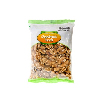 Goodness Foods Walnut Peeled Halves 250g
