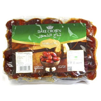 Date Crown Dates Khalas 1kg