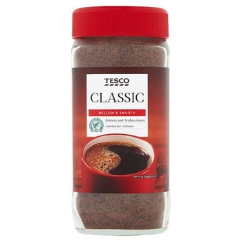 Tesco classic instant coffee 200gm