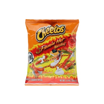 Cheetos Crunchy Flamin Hot 35g