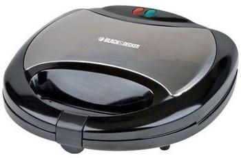 Black & Decker  Sandwich Maker Grill 2 Slots 750W - TS2020