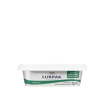 Lurpak Organic Spreadable 200g