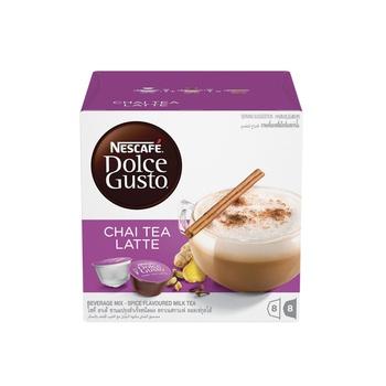 Nescafe Dolce Gusto Chai Tea Latte 8pcs
