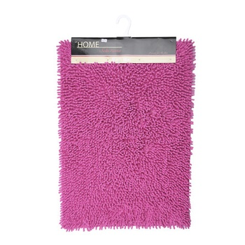 Home Selection Bathmat 50X70cm- Pink