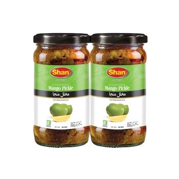 Shan Mango Pickle 2X300g