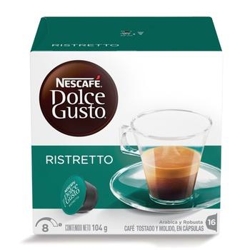 Nescafe Dolce Gusto Espresso Ristretto 16pcs
