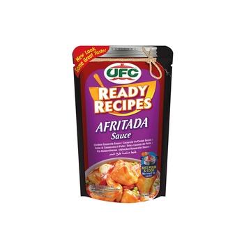 Ufc Ready Recipes Afritada 200g