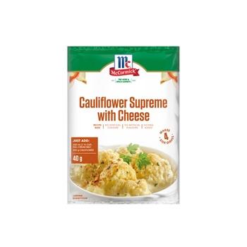 Mccormick Cauliflower Supreme With Cheese 40g