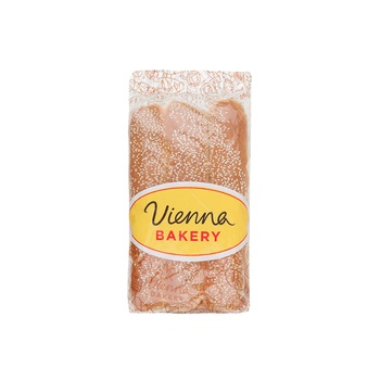 Vienna Bakery White Hot Dog Rolls 6 Pieces 90g