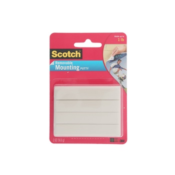 3M Scotch Removable Mounting Putty