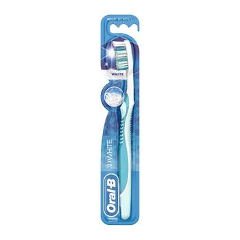 Oral-B Toothbrush 3D White Medium