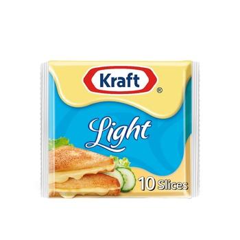 Kraft Slices Light 200g