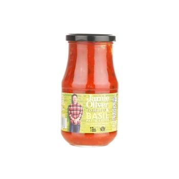 Jamie oliver tomato & basil sauce 400g