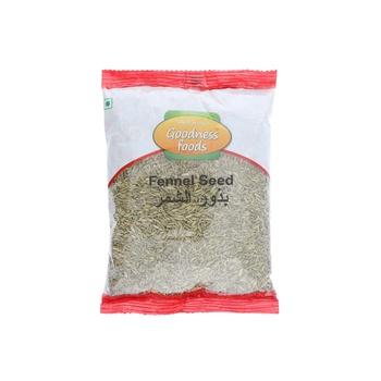 Goodness Foods Fennel Seeds 250g