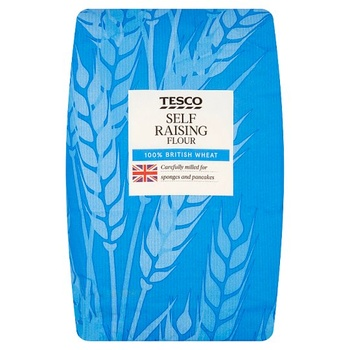 Tesco Self Raising Flour 1.5Kg