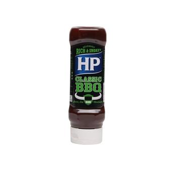 HP Origin Woodsmoke BBQ Sauce 465g