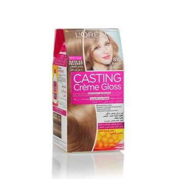 Loreal Casting Cream Gloss 810 Pearl Blonde