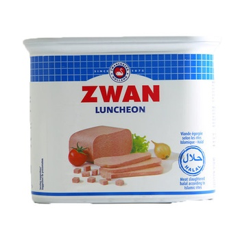 Zwan Beef Luncheon Meat 340g