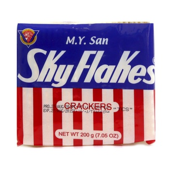 My San Sky Flakes Crackers 200g