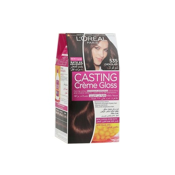 Loreal Casting Cream Gloss 535 Chocolate