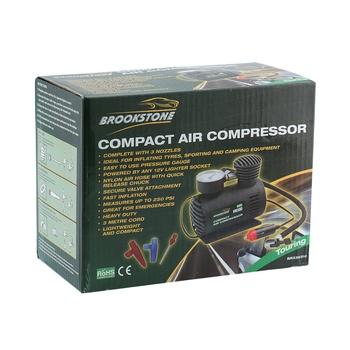 Brookstone Mini Air Compressor