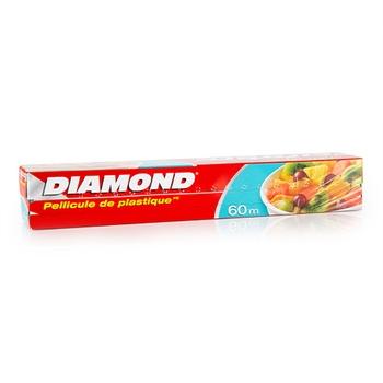 Diamond Cling Wrap 30cm 200 Sq. Ft.