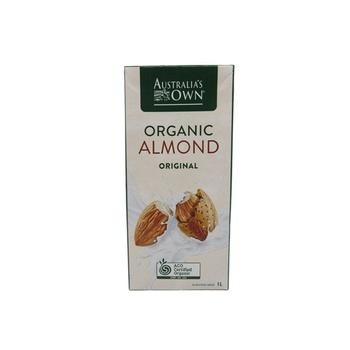 Australias Own Organic Almond Original 1 ltr