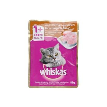 Whiskas Chicken & Tuna 85g