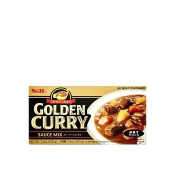 Golden Curry Hot Sauce 220g