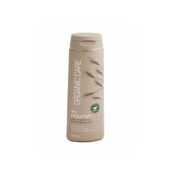Organic Care Shampoo -Moist. Smooth 400ml