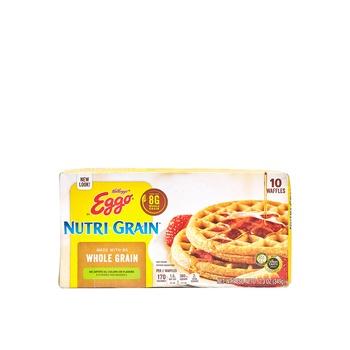 Eggo Waffles Nutrigrain  12.3oz