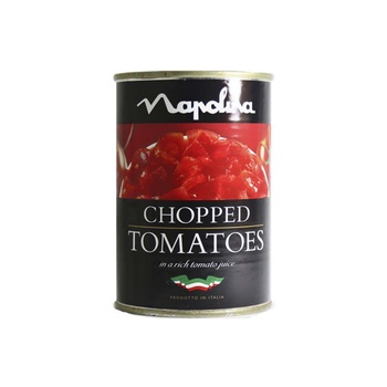 Napolina Tomato Chopped In Tomato Juice 400g