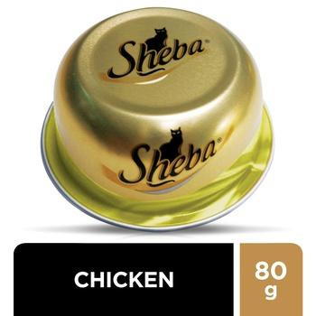 Sheba Chicken & Duck 80g