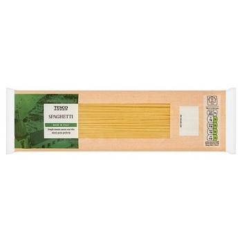 Tesco Short Spaghetti 500g