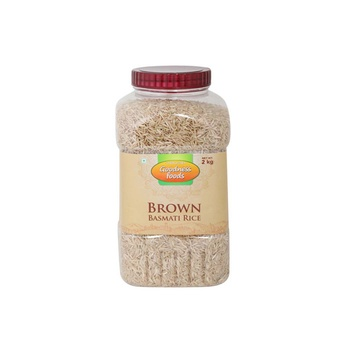 Goodness Foods Brown Rice Jar 2 kg