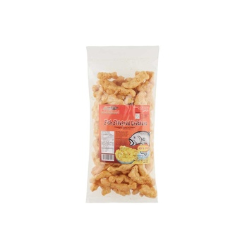 Aling Con Fish Crackers Spicy 100g