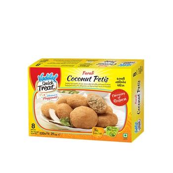Vadilal Farali Coconut Petis 320g