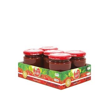 Al Ain Tomato Paste 200g Pack og 5