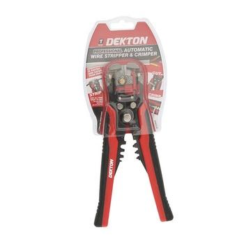 Dekton Auto Wire Stripper & Crimper