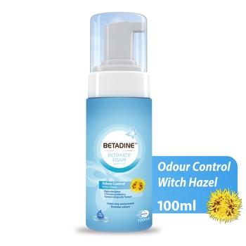 Betadine Intimat Foam Witch Hazel 100ml