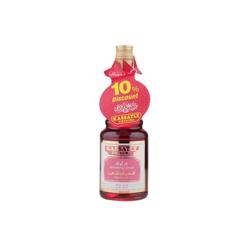 Kassatly Strawberry Syrup 600ml @10% Off