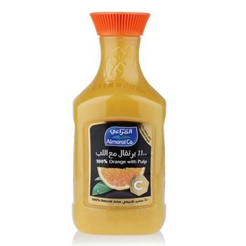 Almarai Juice Orange with Pulp 1.5 ltr
