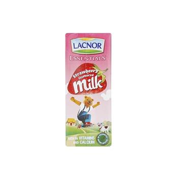 Lacnor Flavourd Milk Strawberry 180ml
