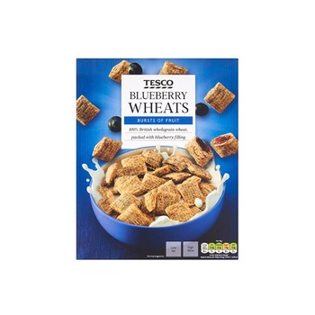 Tesco Blueberry Wheats 500G