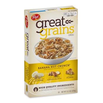 Post Cereal Banana Nut Crunch 15.5 OZ