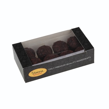 Vienna bakery mini chocolate muffin 8 pieces