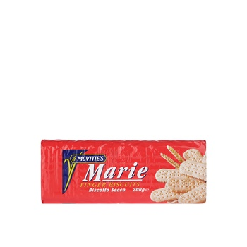 Mcvities Marie Finger Biscuit 200g